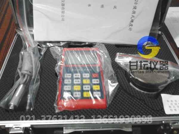 上海甘坛便携式里氏硬度计AH132,普通用型
