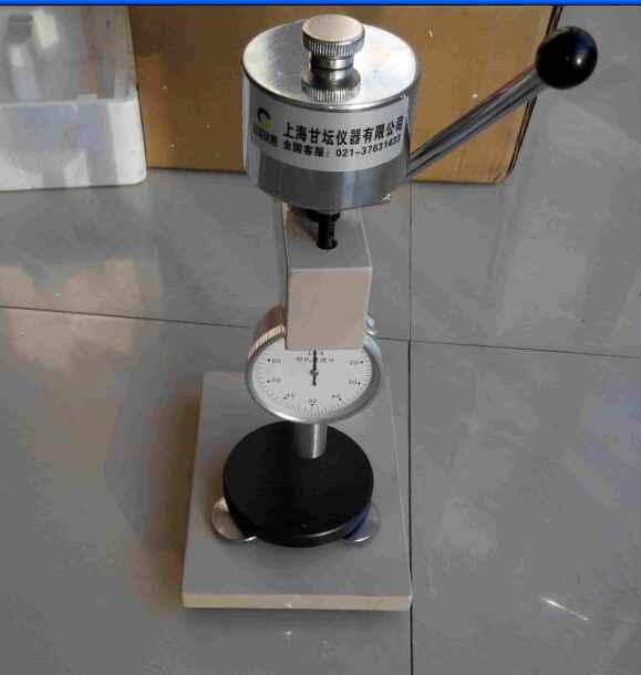 台式邵氏橡胶硬度计lx-a大量现货