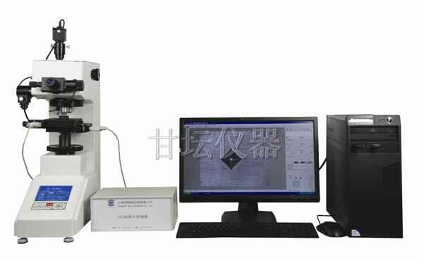 数显维氏硬度计HVS-5大屏液晶数显,带打印