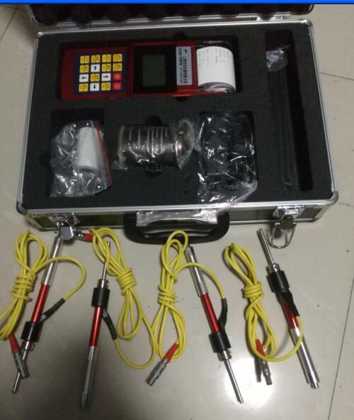 测金属的便携式里氏硬度计 配C.D型冲击装置