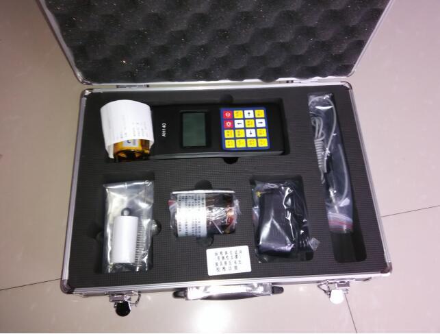 带打印便携式硬度计AH133/134 探头互换性佳